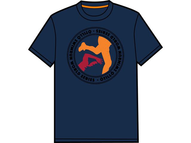 ÖTILLÖ T-shirt Design 2 Dame navy